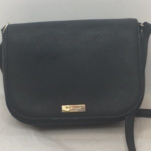 Kate Spade Saffron Larchmont Avenue Leather